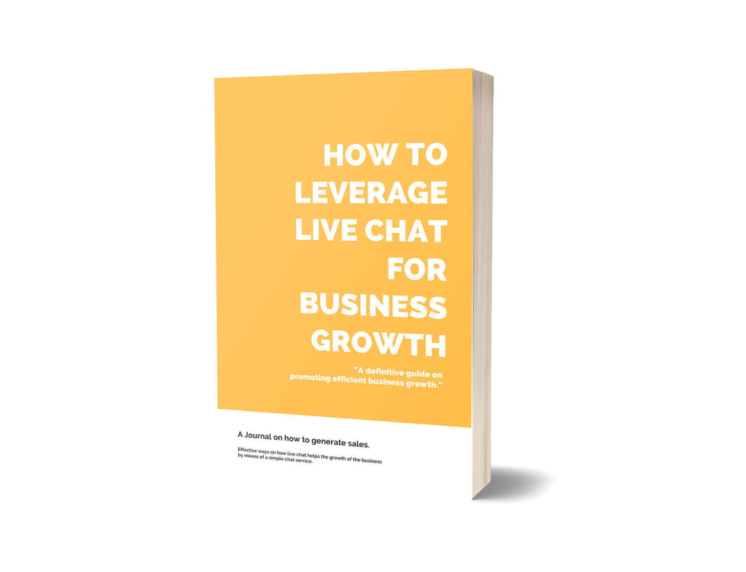 Definitive Guide on How To Leverage Business Growth 2018
