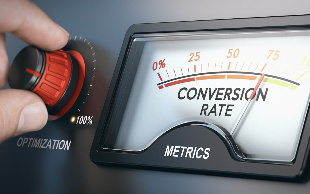 Conversion rate boosts your money. Learn it how!